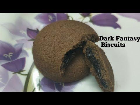 How to make dark fantasy biscuits at homekids favourite dark fantasy biscuits