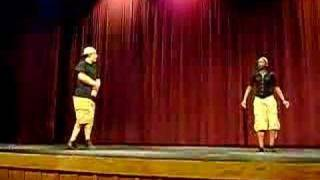 buy you a drank talent show performance