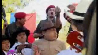 Uribe vs Chavez Np& Con Los Reencauchados