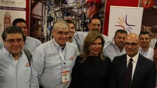 Inaugura Gobernadora XIII Congreso Internacional de Minería 2018