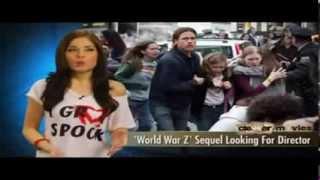 Клевер Мувис,о том,что Режиссер «Войны миров Z» не вернется в сиквел.