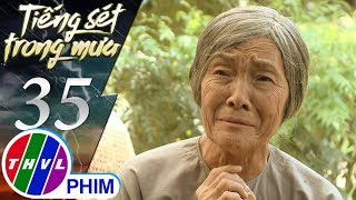 THVL | Tiếng sét trong mưa - Tập 35[5]: Dì Bảy lo lắng khi biết chuyện Phượng đã lỡ thương cậu Hai