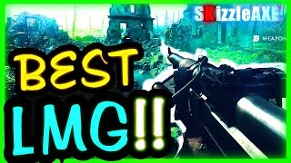 BEST LMG in BATTLEFIELD 1 ~ BF1 Best Support Class Setup Loadout & Best Weapon in Battlefield 1