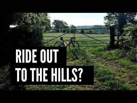Ride Out Into The Nottinghamshire Hills With Mud! (some Strong Language).
