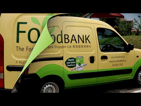 Food Bank Singapore: Let the Feeding Begin!