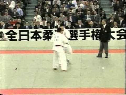70 Y.Koga vs M.Amao 1998 All J...