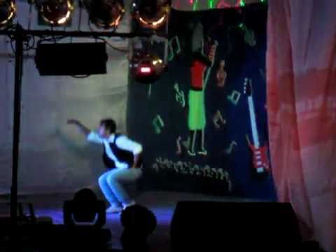 Aaja Mahi Aaja Mahi---Awesome Solo Dance by Aadee performed at Tarangini-2011