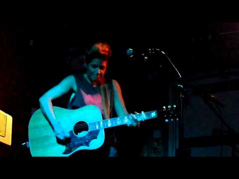 Amy Wadge singing Cold Coffee written by Amy Wadge and Ed Sheeran