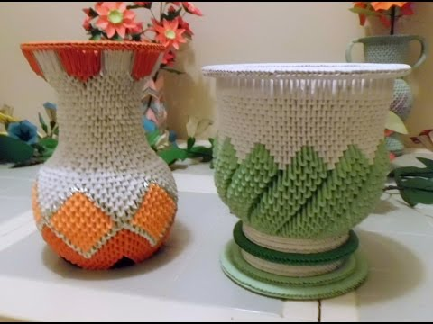 3d origami flower for beginners youtube 3d origami flower for beginners mightylinksfo