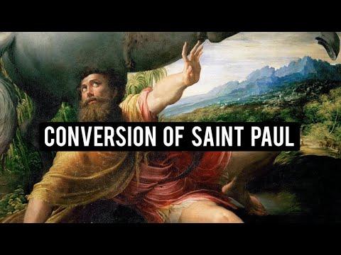 Parmigianino: Conversion of St Paul EXPLAINED