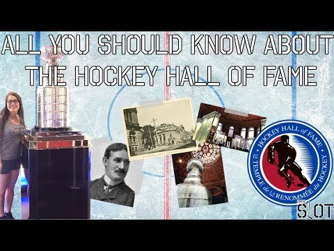 History of the Hockey Hall of Fame
