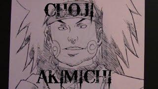 Drawing Choji (naruto shippuden)