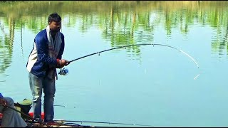 Ideal Catla Fishing Videos By Fish Watching