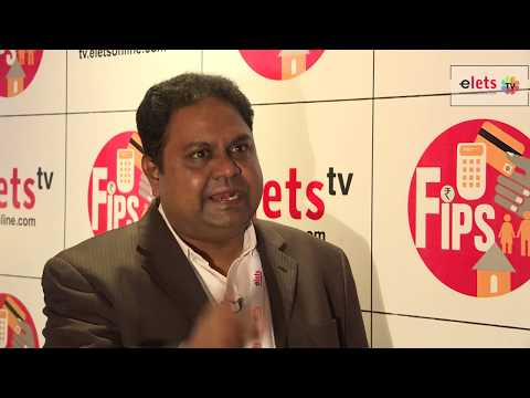 elets FIPS 2015 -Interview - Mohan Chandrasekaran, Founder & CEO, AdStringo Software Pvt Limited