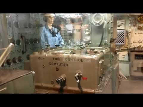 "Buffalo Naval & Military Park Museum ""USS The Sullivans "" Fletcher Class Destroyer, self tour ByGB"