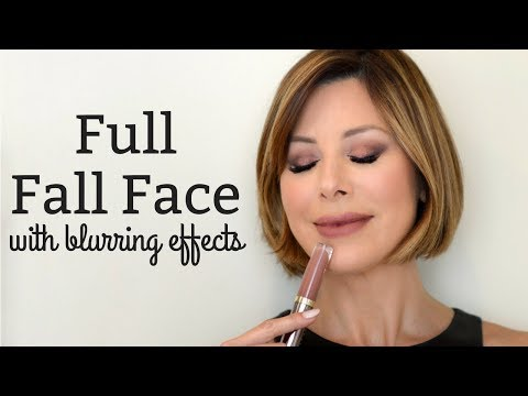 Full Fall Face + Blurring Pores & Fine Lines | Dominique Sachse