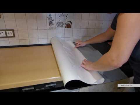 resimdo.de: Arbeitsplatte bekleben - YouTube