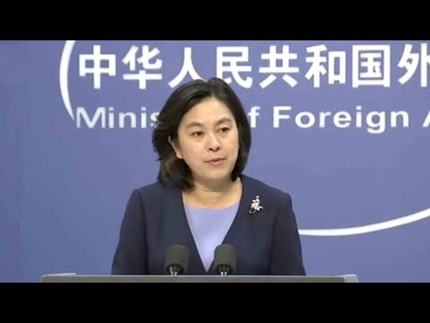 China calls on UK to safeguard bilateral ties
