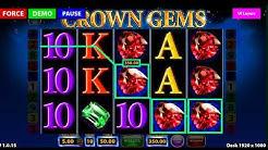 Crown Gems Slot Machine - Free Spins - Best No Download Online Slots games