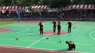 東平國小第24屆運動會扯鈴第二段表演