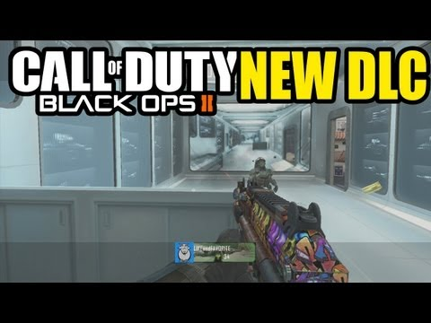 """STUDIO"" NEW BO2 DLC MAP - ""UPRISING"" Multiplayer Gameplay - Call of Duty Black Ops 2 Firing Range"