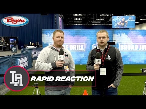 Rapid Reaction: Buckeyes impress at NFL Combine, previewing spring camp