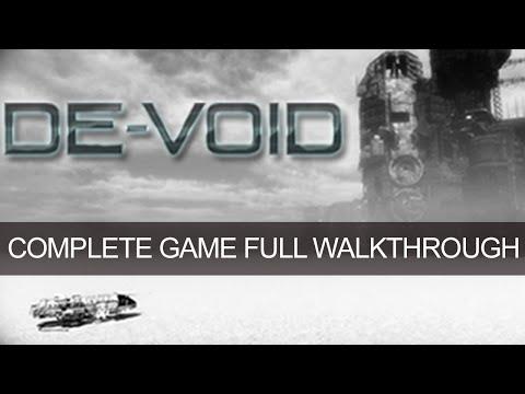 De-Void Full Game Walkthrough Complete Game Ending
