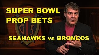 Best Super Bowl Prop Bets with Tony George