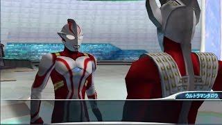 Sieu Nhan Game Play | Ultraman Gaia đấu với Ultraman Taro | Game ul...