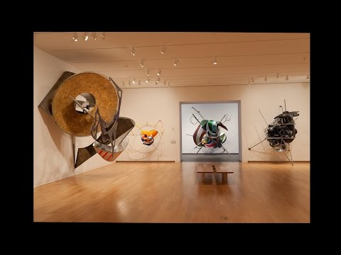Art This Week-At The Modern-Frank Stella: A Retrospective-Michael Auping interview