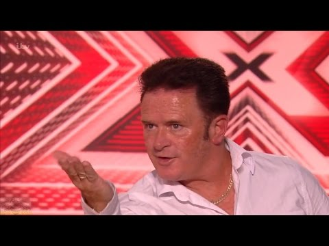 The X Factor UK 2016 Week 1 Auditions Eddie Lee Full Clip S13E02