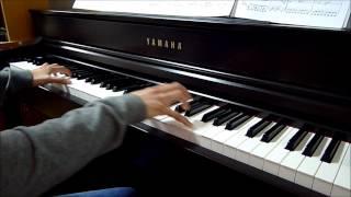 Mayday五月天【愛情萬歲】鋼琴版  piano by CHM