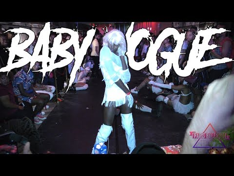 BABY VOGUE at The Cabaret Ball