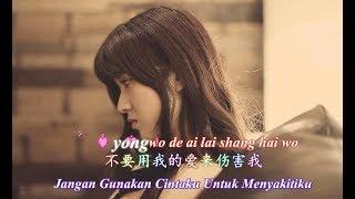 Bu Yao Yong Wo De Ai Lai Shang Hai Wo 不要用我的爱来伤害我 [Jangan Gunakan Cintaku Untuk Menyakitiku]