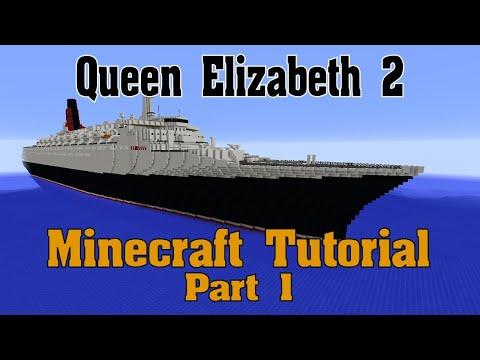 minecraft,-queen-elizabeth-2-tutorial-part-1