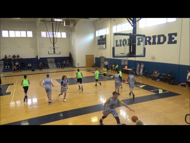 Game Highlights Boys' AAU: Cap City Scrappers vs Sacandaga Slam
