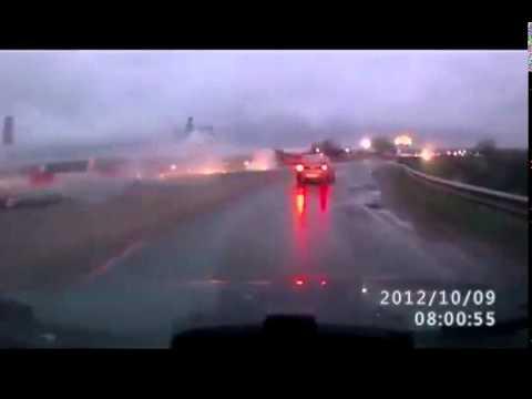 Переворот2) ДТП! Авария! Видеорегистратор