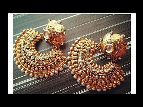 Indian Ethnic Jewelry Designs Part 05