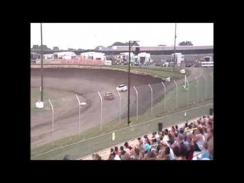 Eagle Raceway Sport Compact B Feature on 7-22-2017