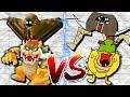 SMG4 DRAWING BATTLE! (Mario, Bowser, Bob, Saiko and Shroomy)