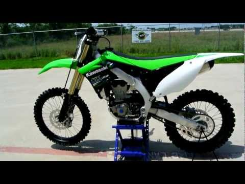 Overview and Review: 2013 Kawasaki KX450F