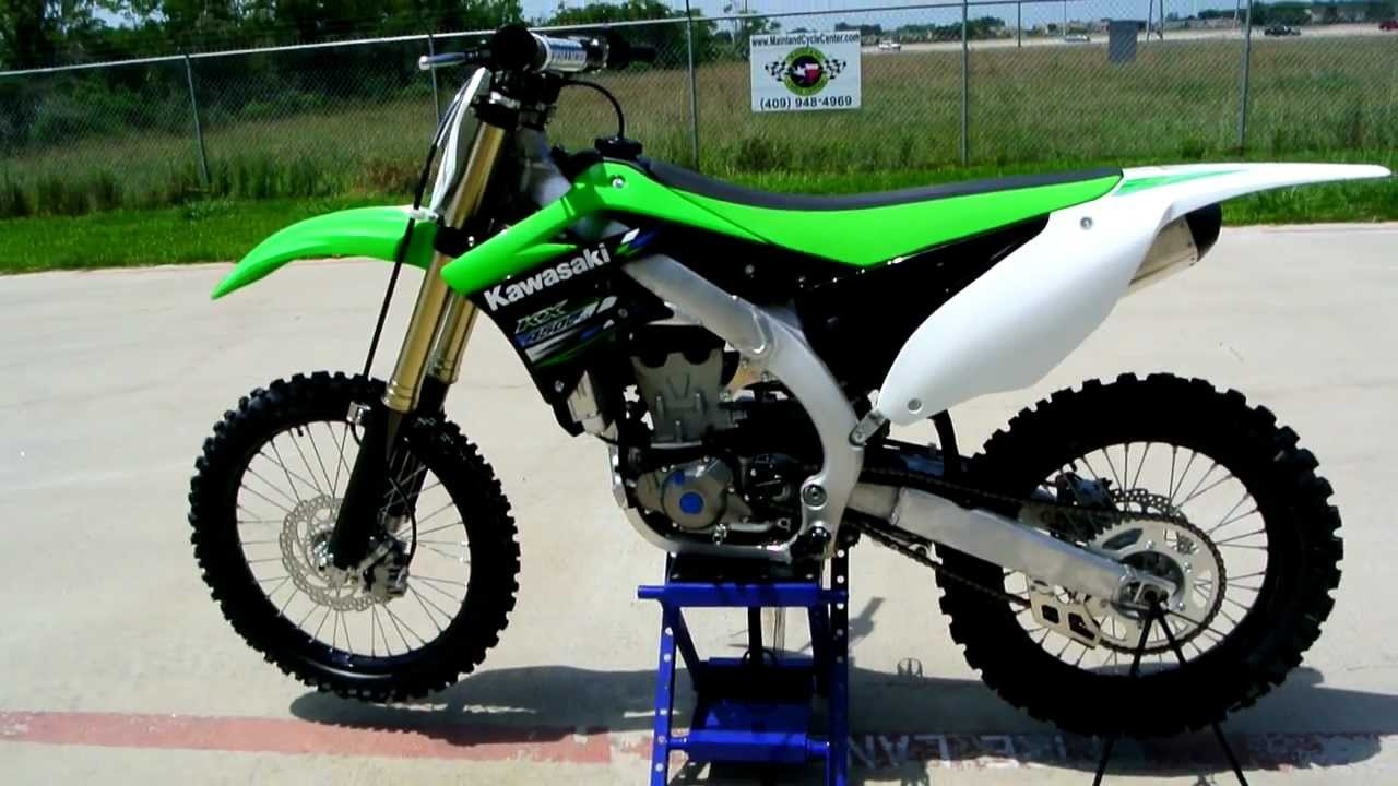 Overview and Review: 2013 Kawasaki KX450F - YouTube
