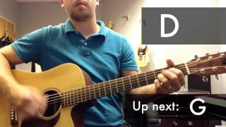 This is Amazing Grace   FBCS STUDENTS Guitar Tutorial with Chords