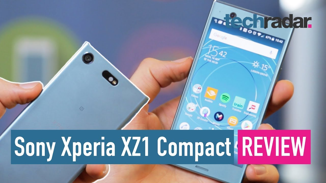 sony xperia xz1 compact review youtube