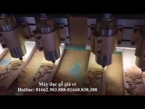 máy đục gỗ 12 đầu giá rẻ tại Đồng Nai, Vũng Tàu