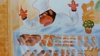 傑作絵本の朗読です(^^)見た目でみんなから怖がられたゴリラのパンやさ...