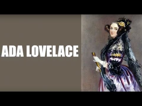 The story of Ada Lovelace