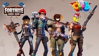 ROBLOX FortNITE BATTLE ROYALE - THE LITTLECLUB GO TO WAR!!!