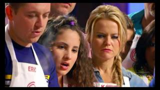 How to cut a lobster - Chef Gordon Ramsay in MasterChef US S07E06