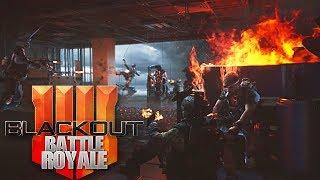 "Call of Duty® Black Ops 4 - ""Blattle Royale TRAILER HD""!"